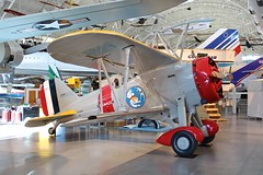 Curtiss F9C-2 Sparrowhawk (Brian Aslak) Tags: stevenfudvarhazycenter smithsonianinstitution smithsoniannationalairandspacemuseum chantilly fairfaxcounty virginia usa unitedstates northamerica museum airplane aircraft curtissf9c2sparrowhawk