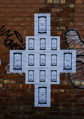 Time Heals (PDKImages) Tags: manchesterstreetart street art manchester streets streetart urban posterart pasteup streetscenes