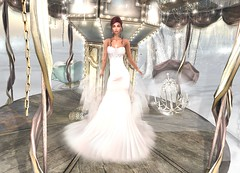 LuceMia - :: TIFFANY DESIGNS :: (2018 SAFAS AWARD WINNER - Favorite Blogger -) Tags: tifffanydesigns sl fashion gown formal rose pink creations mesh models lucemia