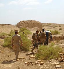 Nippur (9).JPG (tobeytravels) Tags: iraq nippur nibru sumeria sargon akkadian elamites kassite neoassyrian ahurbanipal seleucid ziggurat temple fortress sassanid parthian