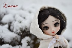 Blanche-Neige (~Louna~) Tags: pullip poisongirl poison fullcusto custo custom wig neige obitsu iria