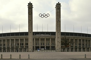 Berlin Olympia Stadion