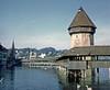 Den-121 Lucerne adj (VKesse) Tags: lucerne switzerland kapellbrücke chapelbridge