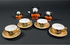 Mickey Mouse 1930 (×petra×) Tags: disney kinderserviesje teaset mickeymouse disneyana