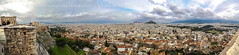 From Acropolis to all over Athens (Sotiris Papadimas) Tags: panorama acropolis athens greece archeological site antiquties ancientgreece city sky view awesomeview peripheralview travel culture historical history parthenon travelicons travelphotos travelphotography people