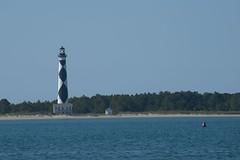 Historic Cape Lookout Lighthouse a modern-day marvel (Coast Guard News) Tags: capelookoutlighthouse nationalparkservice northcarolina 5thdistrict midatlantic aidstonavigation harkersisland modernization unitedstates us