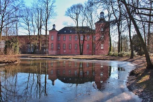 Schloss Kalkum im Düsseldorfer Norden