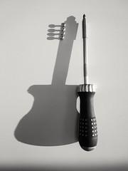 Rock & Shadow (javisede) Tags: mobilephotography shadows guitar guitarra bajo bass rock rockroll xiaomi mi5 afternoon atardecer trampantojo