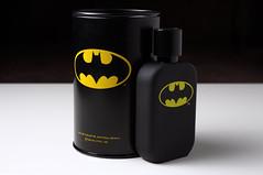 Batman perfum (iNezar) Tags: ifttt 500px zara batman perfume still black life product composition yallow bat boy kid line white sign comic dark