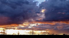 Taos, New Mexico Beauty (Lochaven) Tags: clouds newmexico taos horizon hilltop