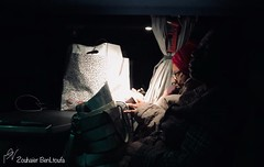Reading is a lifestyle! (zouhaierbenltoufa) Tags: woman voyage trip bus reading lecture livre book books