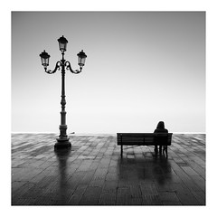 I = (vulture labs) Tags: long exposure venice workshop bw fine art black white mono monochromatic monochrome composition nikon zeiss 18mm blackandwhite bwlongexposure fog fineartphotography photo photography street minimalism minimalist minimal