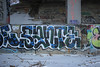 Sante (NJphotograffer) Tags: graffiti graff pennsylvania pa trackside rail railroad sante