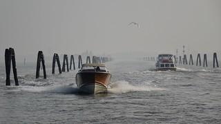 Venice - Waterways 01