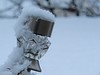 6854 Snowy Solar lights (Andy - Tak'n a breever) Tags: lll snow solarlights sss