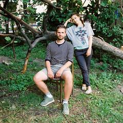 000010 (newmandrew_online) Tags: love minsk portrait filmisnotdead film filmphotografy film120 6x6 fuji 400h mamiya mamiyac220 ishootfilm 120mm family belarus color