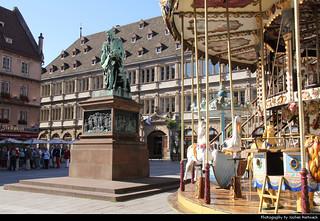 Place Gutenberg, Strasbourg, France