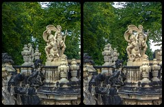 Dresdner Zwinger 3-D / CrossEye / Stereoscopy / HDR / Raw (Stereotron) Tags: saxony sachsen dresden elbflorenz zwinger architecture royal baroque barock sandstone relief skulptur europe germany deutschland crosseye crosseyed crossview xview cross eye pair freeview sidebyside sbs kreuzblick 3d 3dphoto 3dstereo 3rddimension spatial stereo stereo3d stereophoto stereophotography stereoscopic stereoscopy stereotron threedimensional stereoview stereophotomaker stereophotograph 3dpicture 3dglasses 3dimage twin canon eos 550d yongnuo radio transmitter remote control synchron kitlens 1855mm tonemapping hdr hdri raw