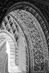 Arching around (cluffie598) Tags: alcazar sevilla seville spain arch architecture