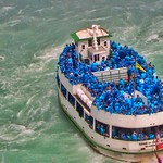 Niagara Falls  Ontario  ~ Canada ~ Maid of The Mist ~ Classic Shot thumbnail