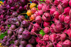 Beetroot (King Grecko) Tags: agriculture farm newyork red usa beetroot beets canon color cuisine diet farmer farmersmarket farming food fresh freshfish gastronomy healthy ingredients market nutrient nutritious organic produce purple salad vegetables vibrant