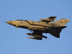 Royal Air Force | Panavia Tornado GR4 | ZA542 (FlyingAnts) Tags: royal air force panavia tornado gr4 za542 royalairforce panaviatornadogr4 raf norwichairport norwich nwi egsh canon canon7dmkii canon7d