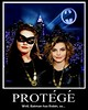 BATMAN 1966 : CATWOMAN'S PROTEGE featuring Julie Newmar and Camren Bicondova (DarkJediKnight) Tags: camrenbicondova julienewmar catwoman batman gotham 1966 humor parody spoof fake villain
