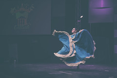 Those who can't dance say the music is no good... (Just lovin' it) Tags: dance dancing baile mexico art lady latinodance latinos