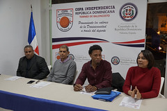 "Presentación del Torneo de Baloncesto ""Copa Independencia República Dominicana"" • <a style=""font-size:0.8em;"" href=""http://www.flickr.com/photos/136092263@N07/28215700919/"" target=""_blank"">View on Flickr</a>"
