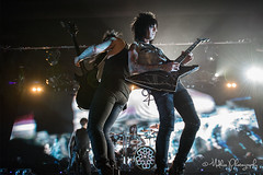 BLACK VEIL BRIDES @ MANCHESTER ACADEMY 24/01/18 (Mudkiss) Tags: blackveilbrides band livemusic livemusicphotography bvb mudkissphotography