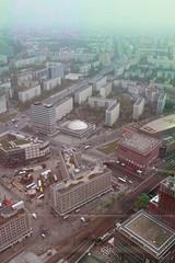 IMG_2199 (paquerettepétille) Tags: tour télévision bâtiment berlin