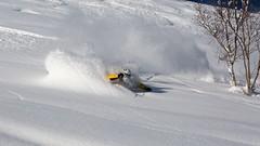 Bottomless snow ❄️ 📷 credit Teddy Laycock (india_snaps) Tags: jdsskiing hokkaidocollective japan powder niseko skiing snow