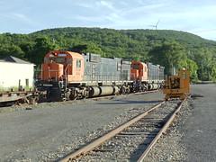 DSC06225 (mistersnoozer) Tags: bh alco c636 shortline railroad locomotive