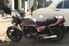 _8431 (Yazed RD350 Lord) Tags: vintage rally feb2018 mumbai horniman circle bike bikes