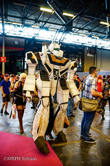 Japan Expo 2017 4e jrs-367 (Flashouilleur Fou) Tags: japan expo 2017 parc des expositions de parisnord villepinte cosplay cospleurs cosplayeuses cosplayers française français européen européenne deguisement costumes montage effet speciaux fx flashouilleurfou flashouilleur fou manga manhwa animes animations oav ova bd comics marvel dc image valiant disney warner bros 20th century fox star wars trek jedi sith empire premiere ordre overwath league legend moba princesse lord ring seigneurs anneaux saint seiya chevalier du zodiaque