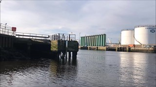 Torry Dock 1 - Aberdeen Harbour Scotland - 23/2/2018