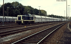 DB 290075 (Hoover 29) Tags: diesel deutschebahn db class290 290075 shunter menden westgermany