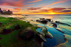La Jolla Sunset: 1/14/18 (tltichy) Tags: lajolla beach blue california coast green ocean orange pacific reef sandiego seascape socal southerncalifornia sunset water waves