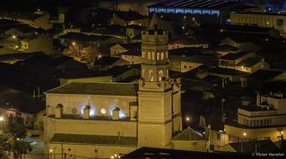 Iglesia de Alfajarín.