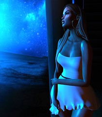 ● 926 The View of the Starry Sky (Mɪss Dɪᴀᴢ) Tags: chicmoda cosmopolitanevent collabor88 ryca catwa