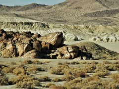 Roadside Attractions (Capricorn Bicycles) Tags: bicycle bike touring tour bikepacking california desert mojave pinnacles sunrise nature beauty geology
