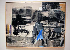 Scanning, by Robert Rauschenberg (JB by the Sea) Tags: sanfrancisco california december2017 financialdistrict sanfranciscomuseumofmodernart sfmoma robertrauschenberg painting