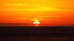 Sunset over Ohawe (shonainnewzealand) Tags: ohawe sunset taranaki newzealand