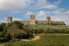 Tuscany - Sienna - Castle of Monteriggione (JimP (in Sarnia)) Tags: italy tuscany sienna castle monteriggioni