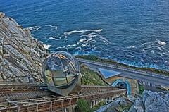 Elevador del Monte de San Pedro, A Coruña (Miguelanxo57) Tags: ascensor elevador panorámica acoruña galicia