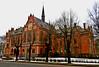 Academy of Art building in city core of Riga, Latvia. February 3, 2018 (Aris Jansons) Tags: academyofart university education art city capital riga latvia baltic europe winter snow rīga latvija 2018