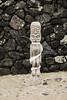 Ki'i (wyojones) Tags: puuhonuaohōnaunaunationalhistoricalpark hōnaunaubay hawaii hōnaunau carving wall placeofrefuge kii rockwall basalt