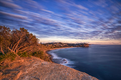 Bungan Beach Headland (B3nny2099) Tags: northernbeaches bungan beach sunrise longexposure