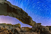 Startrail in Tahao arc (PiTiS ¬~) Tags: startrails startrail circumpolar estrellas stars noche night nocturna tajao tenerife arco arc arch cielo sky nightscape landscape longexpo longexposure largaexposicion nikon sigma nikonistas