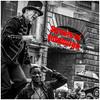 Streets of Edinburgh (FotoFling Scotland) Tags: 2015 arts edinburgh edinburghfestivalfringe royalmile august highstreet performer promotion streetperformer streettheatre fotoflingscotland